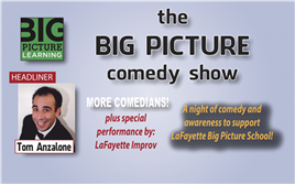 The Big Picture Comedy Show