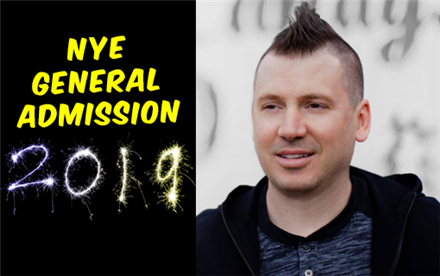 NYE General Admission w/ Dave Landau