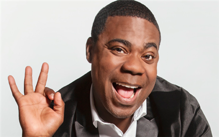 Tracy Morgan Gold Circle Seating