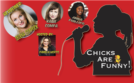 Chicks Are Funny Feb 2015 edition