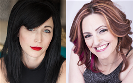 An Afternoon of Messages from Beyond with Cindy Kaza and Lisa Williams