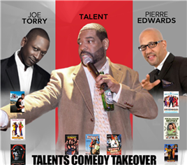 Talent's Comedy Takeover w/ Joe Torry