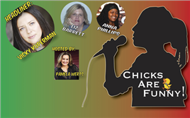 Chicks Are Funny - March 2015 edition