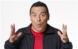 Carlos Mencia VIP Meet & Greet Package