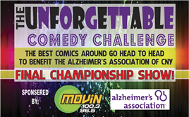 The Unforgettable Comedy Challenge Finals