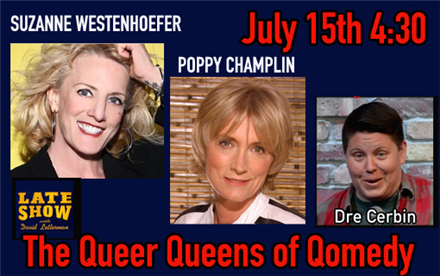 Queer Queens of Qomedy General Admission